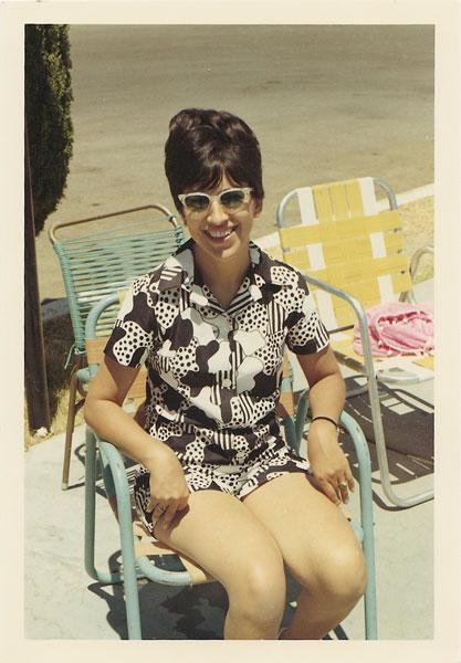 Mom, 1969