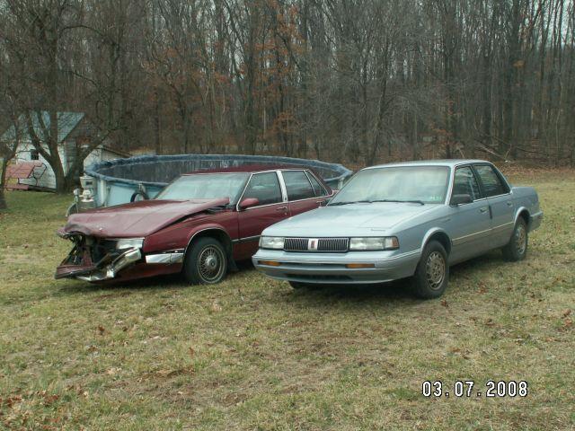 buick lesabre wreck wrecked wrecks oldsmobile buicklesabre 1988buicklesabre oldsmobilecutlasciera 1995oldsmobilecutlasscierasl