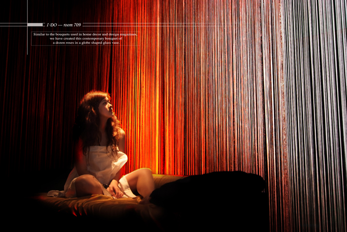 I DO 709 room  ---------過往記憶
