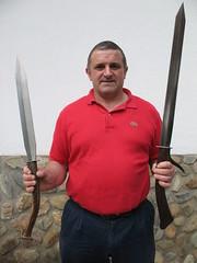 amazing knives (riorevirado knives) Tags: metal handmade knife galicia knives horn blacksmith forge lugo cuchillo riotorto forjado coitelo forjar