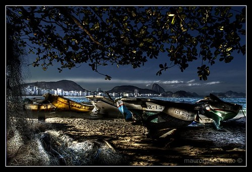 Copacabana Beach / Posto 6
