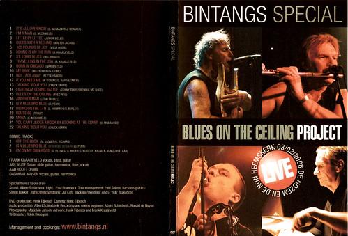Bintangs - Blues On The Celing Project (DVD)