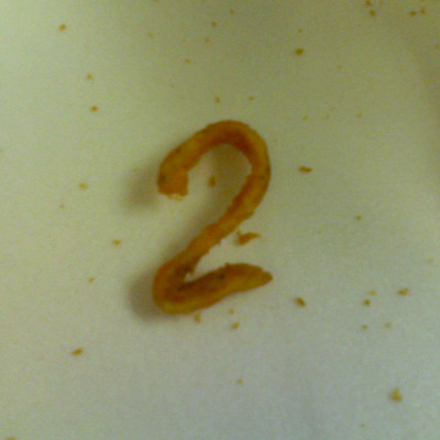 #2 Frenchy Fry