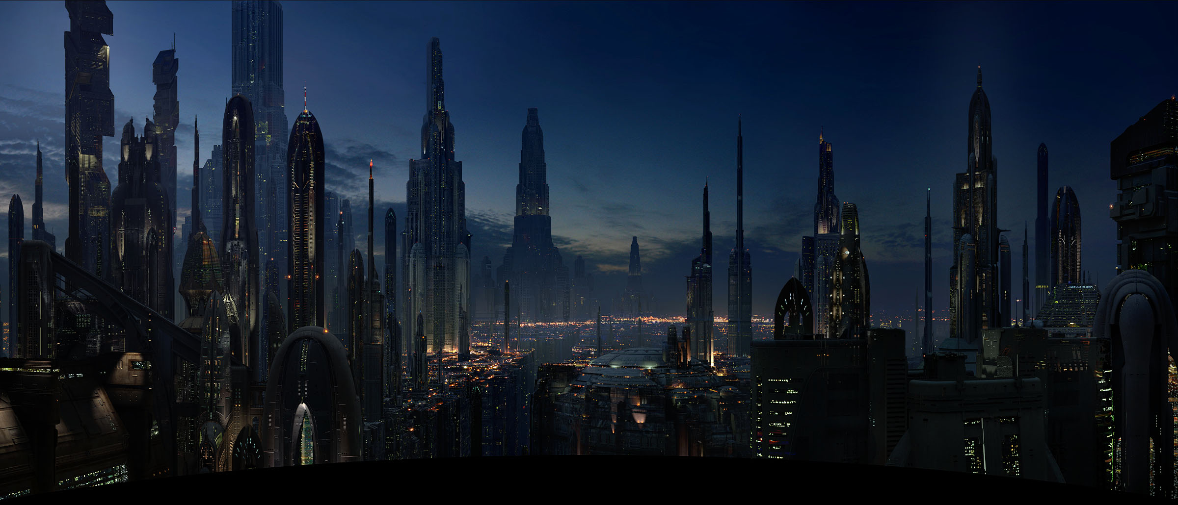 Matte Painting 3