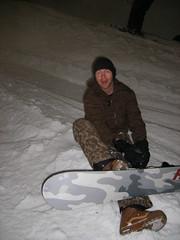 Staton at Snowplanet
