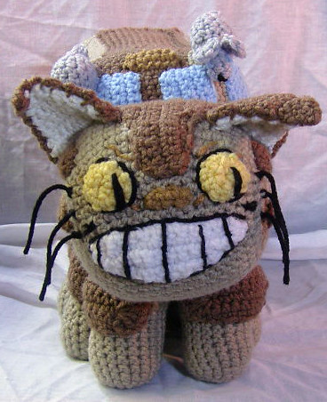 Catbus from My Neighbor Totoro