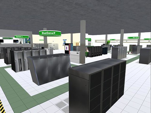 IBM Virtual Green Data Center