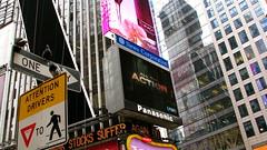 Stocks suffer (frankie14850) Tags: timesquare midtownmanhattan june18
