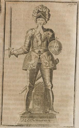 Nebst denen Neukirchischen Satyren - Gottfried Benjamin Hancke 1750 (HAB)