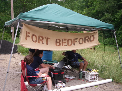 Welcome to Fort Bedford