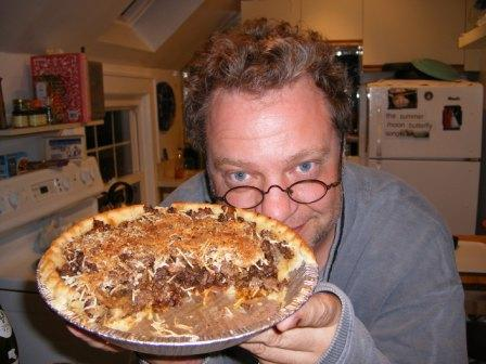 Chris and His Tourtiere