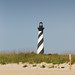 lighthouse, cape hatteras (outer banks)