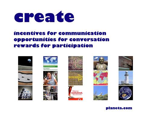 create ...