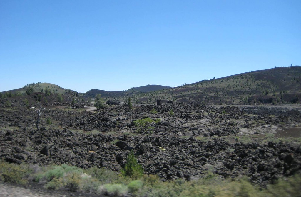 Idaho Craters of the Moon