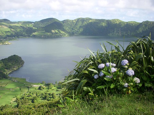 Sao Miguel Island, the Azores