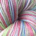 Gentle Rainbow Merino/Tencel Shiny Sock Yarn (Spiffy Knits)
