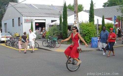 832 N Beech St, Portland, OR, 97227 Unicycle and Amnesia Brewery