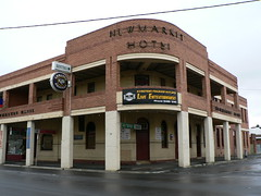 Newmarket Hotel, Kyneton