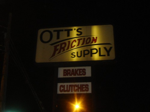 Ott's Friction Supply