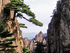 China Travel - Huangshan, Anhui  (Lao Wu Zei) Tags: china travel mountains nature photos unesco 400views favourite   worldheritage  huangshan