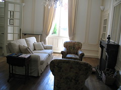 The house we rented in chateux-neuf, France (blind_donkey) Tags: france design interiors interiordesign