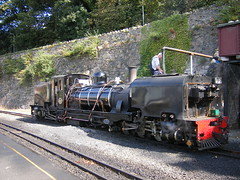 Welsh Highland Railwat Garratt