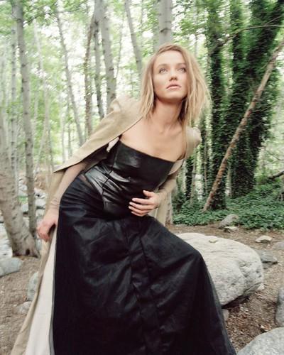 Cameron Diaz modelo bosque