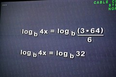 MATH ON TV
