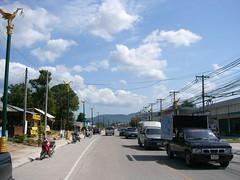 koh samui- bigbuddha beach road- (soma-samui.com) Tags: travel thailand island asia market resort samui koh  bigbuddha      bangrak    tourguidesoma soma