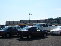 green acres flea market
