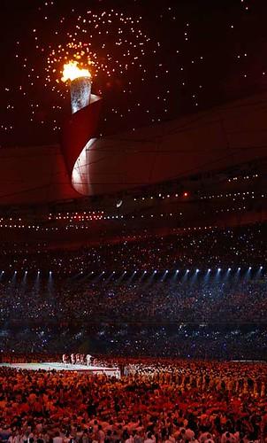 BeijingOlympics-flame