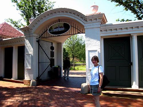 The Texas Gate