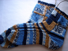 Smoking Hot Socks, complete