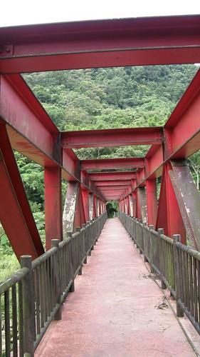 74.跨越基隆河的吊橋