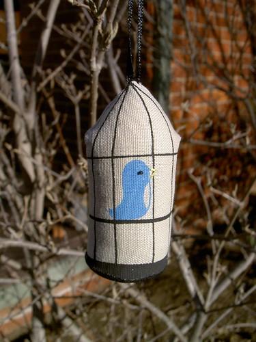Gocco bird cage