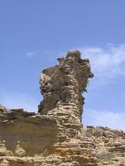 scultura di tufo (peppe_cammarata) Tags: favignana