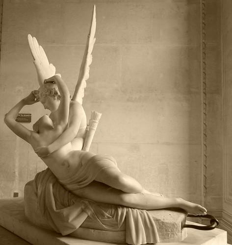 canova amore e psiche. Antonio Canova, Amore e Psiche