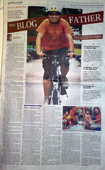 Straits Time Interview, 3 Sept 2008