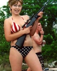 Sarah Palin Pictures In Bikini
