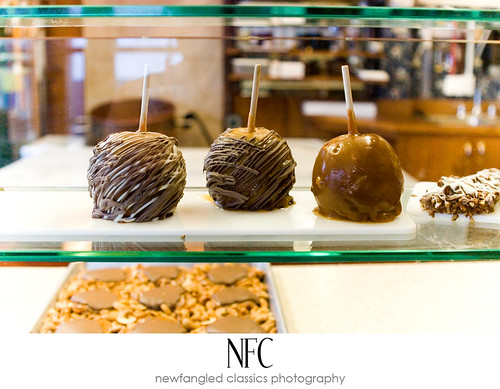 kilwins candy apples
