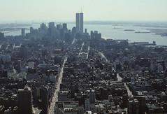 Empire State Building view (twm1340) Tags: nyc newyorkcity ny newyork building skyscraper harbor view state worldtradecenter scenic empire wtc statueofliberty overlook ellisisland
