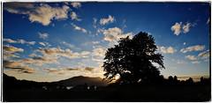 Irish Sunset (Ryan Brenizer) Tags: ireland vacation panorama landscape nikon honeymoon september 2008 70200mmf28gvr d700