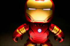 SDCC Iron Man Mighty Mugg (chanchan222) Tags: man toys san iron comic vinyl diego mighty figures exclusive con pvc muggs sdcc danchan danielchan chanchan222 wwwchanofamericacom chanwaibun httplifeofplasticcom