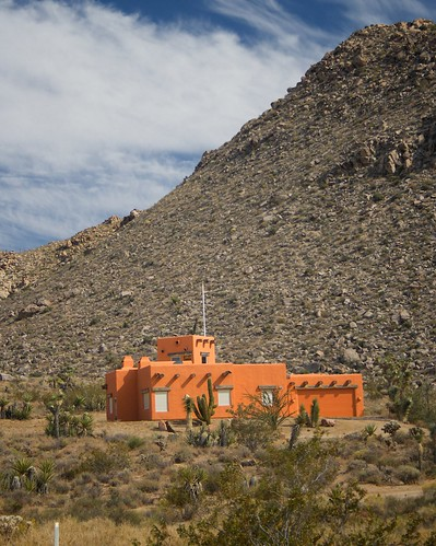 Cool House Just Outside of Joshua Tree