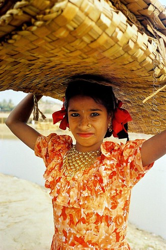 young Bangla girl
