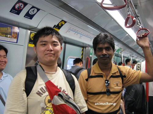 Saimatkong & Thamil