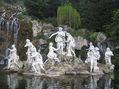 Diana (A.emMe) Tags: sculpture fountain goddess diana myth actaeon palaceofcaserta aemme