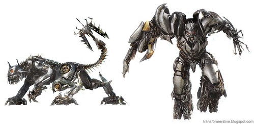 Ravage Destructor Transformers 2