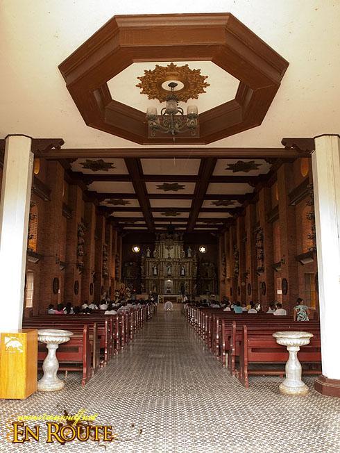 Boac Cathedral Aisle