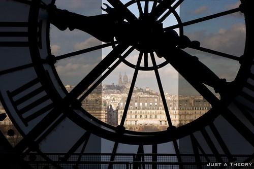 Timing Sacre Coeur